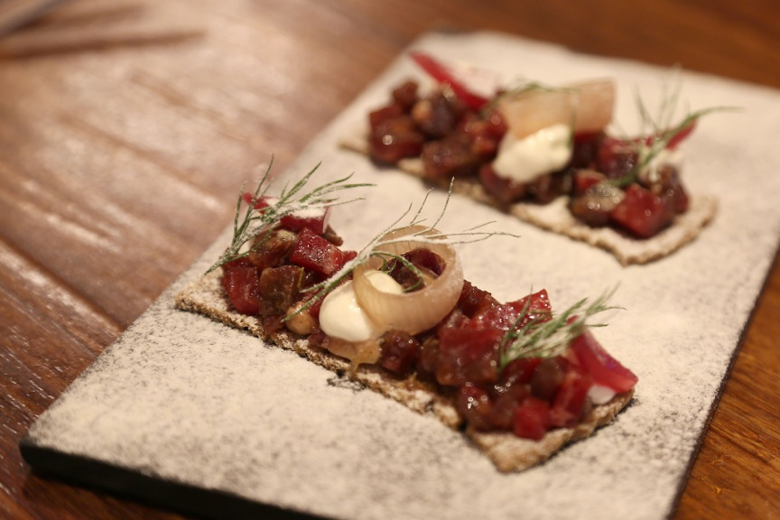Beef Carpaccio @ Tickets Barcelona