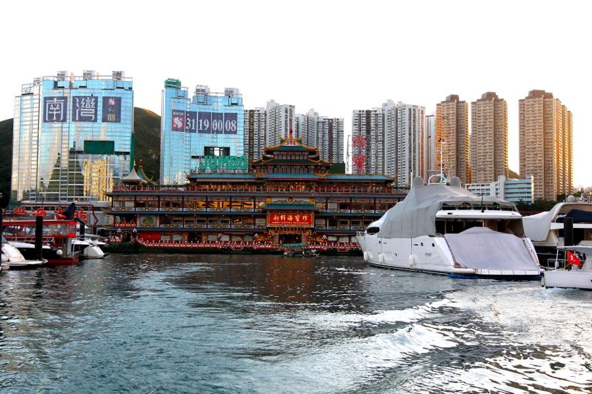 Jumbo Kingdom Floating Restaurant, Wong Chuk Hang, Hong Kong