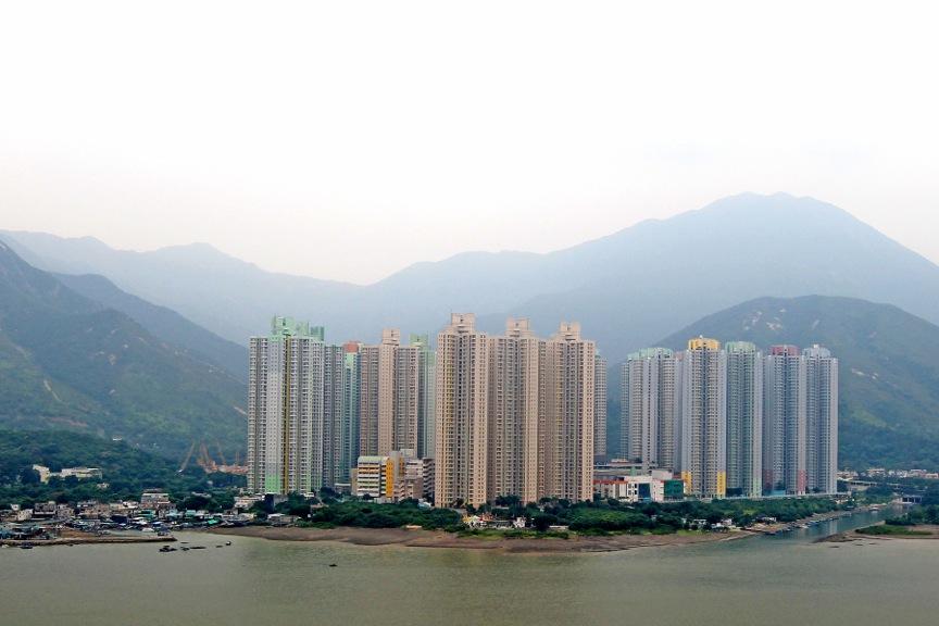 Ngong Ping 360, Cable Car, Lantau Island, Hong Kong