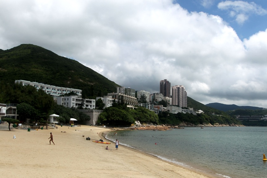 Stanley Beach, Hong Kong Island, Hong KongA