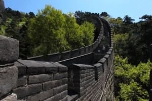 Great Wall of China, Beijing China