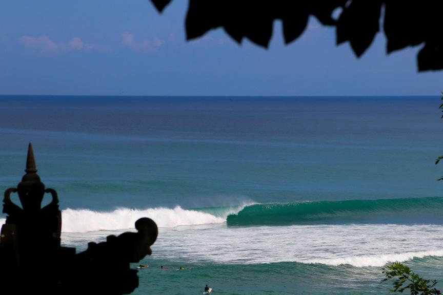 Surf, Pandang Pandang Beach, Bali Indonesia