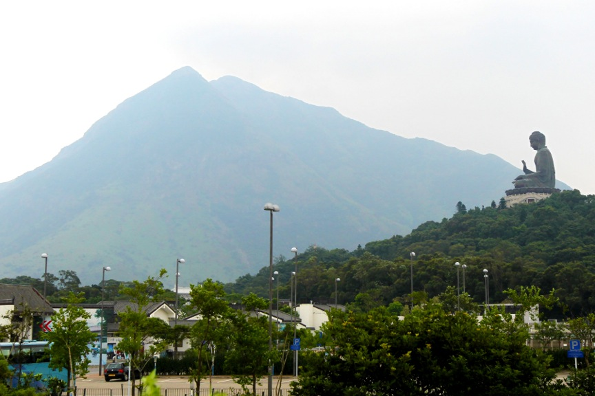 Tian Tan Buddha, Ngong Ping 360, Cable Car, Lantau Island, Hong Kong