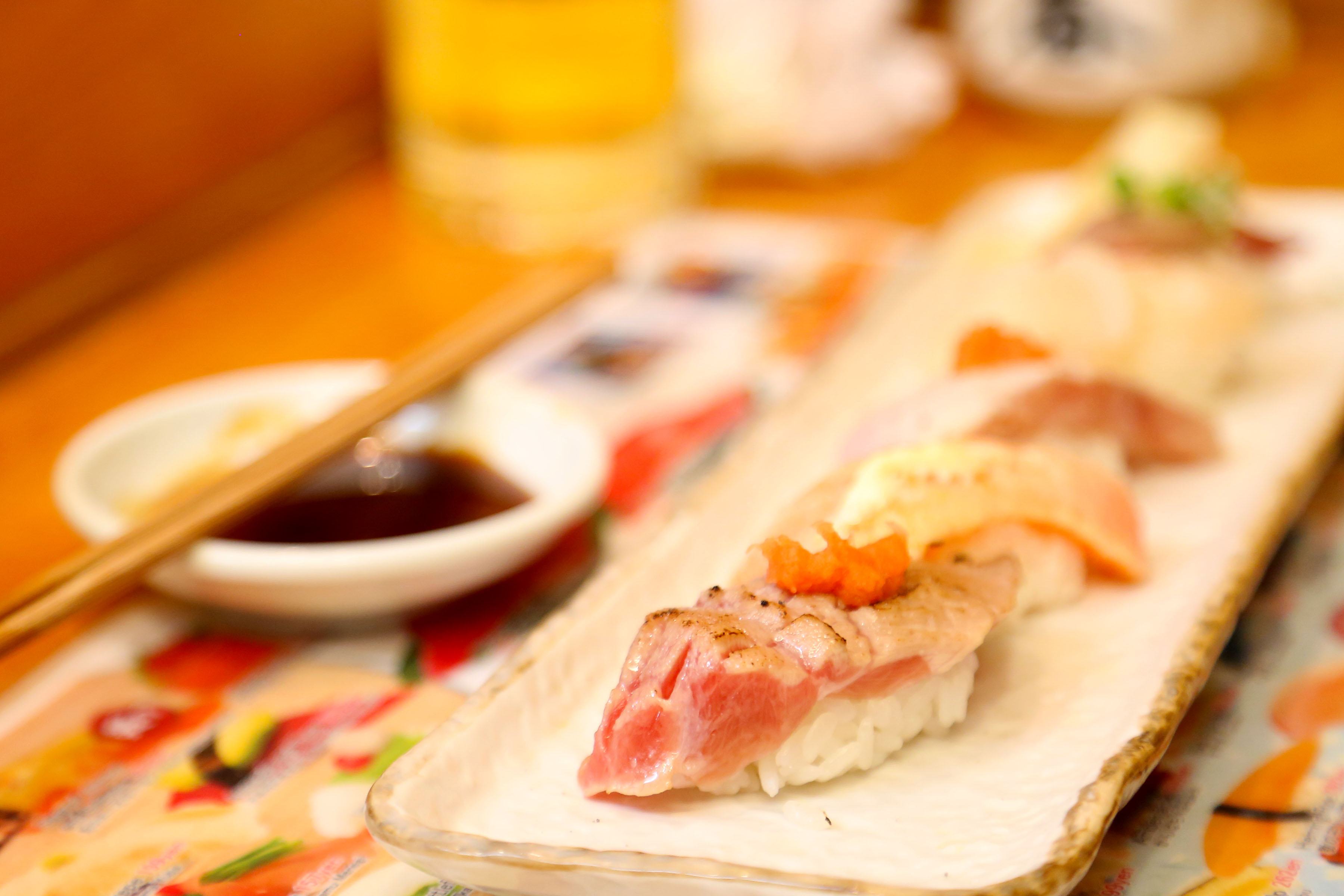 Sushi Tokyo, Japan