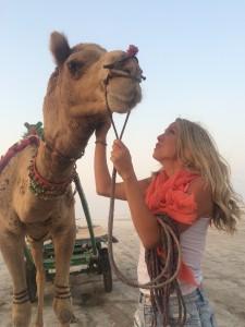 Camel Trek at Rann of Kutch Tar Desert, India