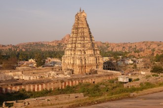 Virupaksha Temple Hampi India