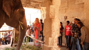 India_Hampi_Elephant_Blessing