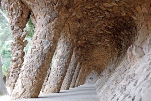 Park Güell, Antoni Gaudí, Barcelona