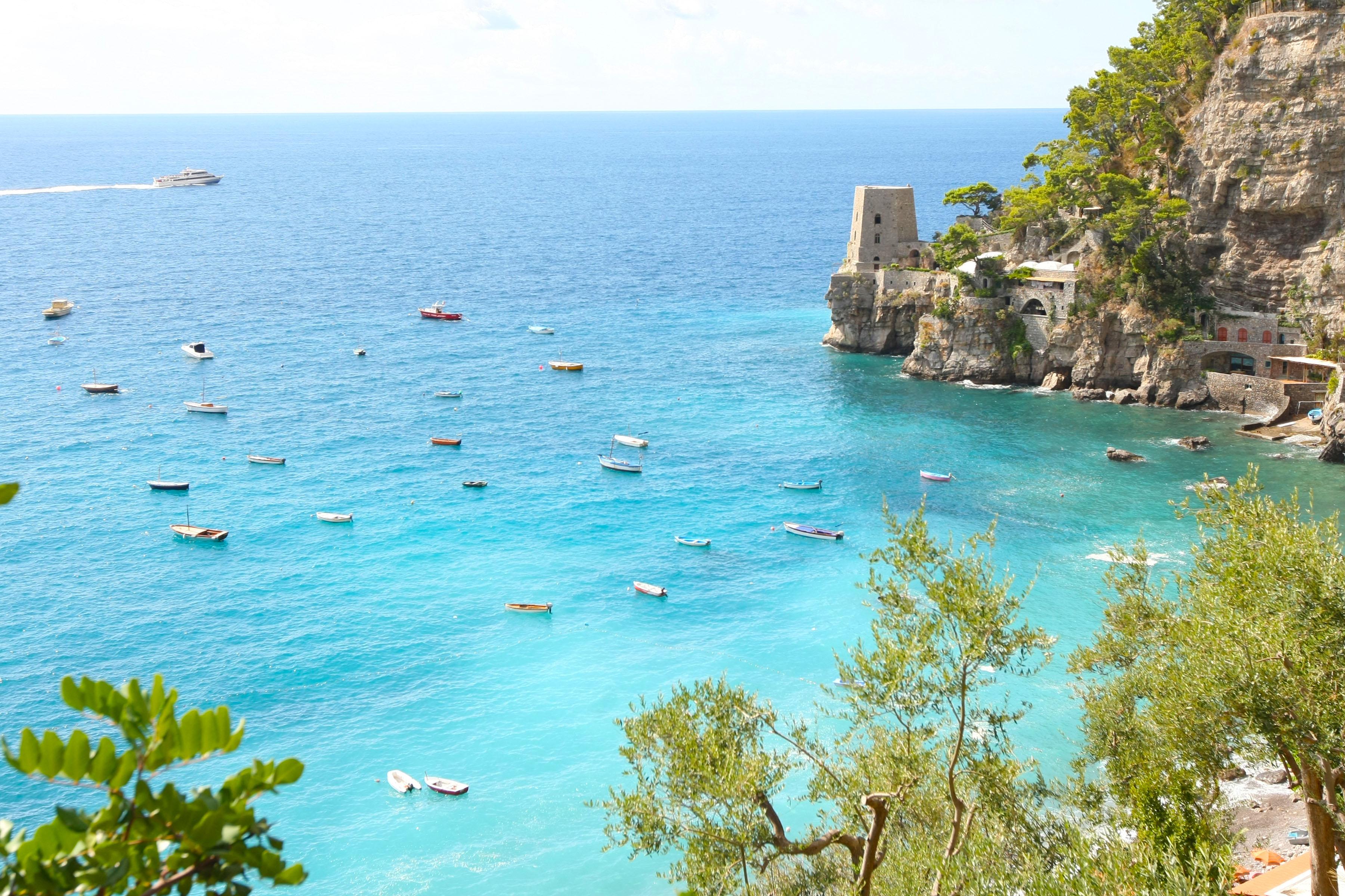 Positano Amalfi Coast Italy7