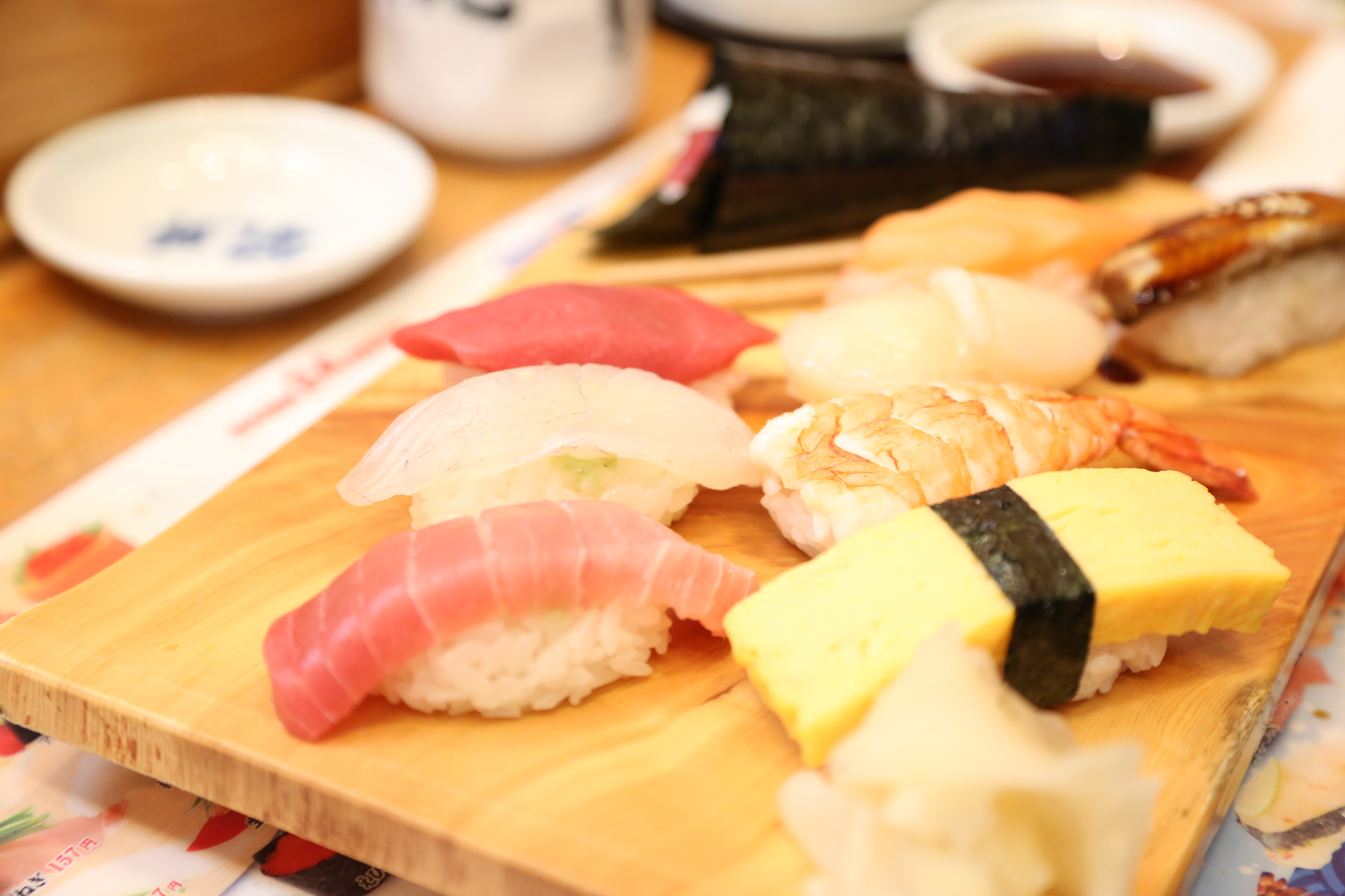 Introduction to traveling tokyo eat stay live for Tsukiji fish market sushi