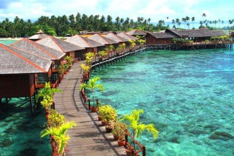 Best Beaches in Asia on a Budget 2016 Island Accomodation at its best in Malaysia