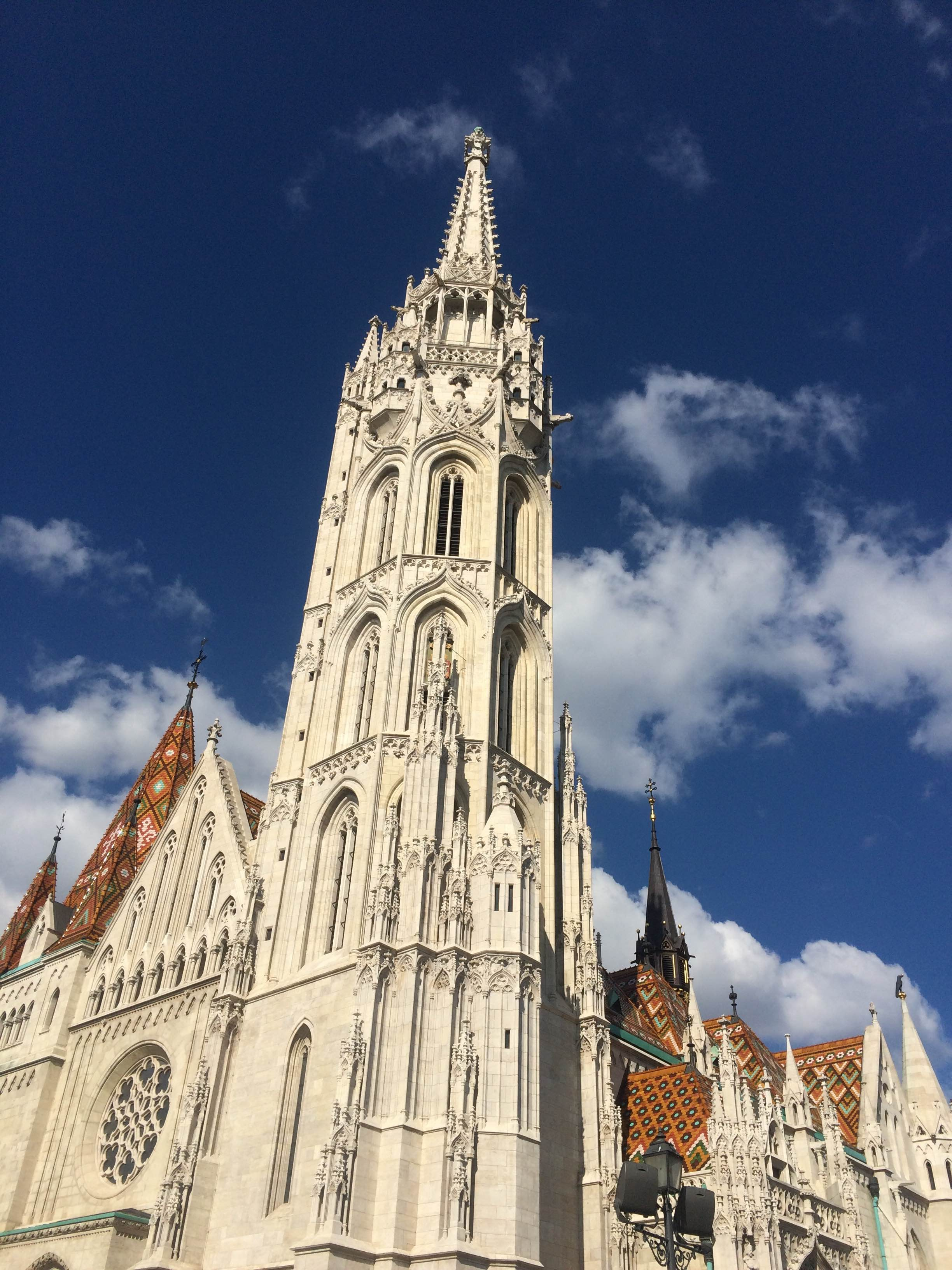 Cathedral_Buda Castle_Budapest