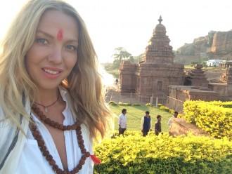 Ancient temples Badami Karnataka, India