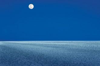 Moonlight on the Salt Flats at Great Rann of Kutch