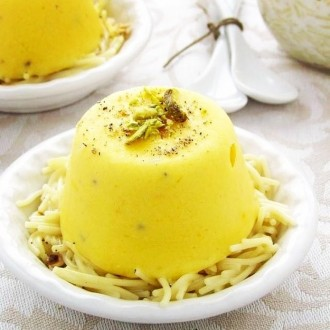 Indian Dessert Kulfi Ice Cream