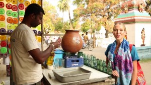 Buying 'Lemonade' in Tamil Nadu India