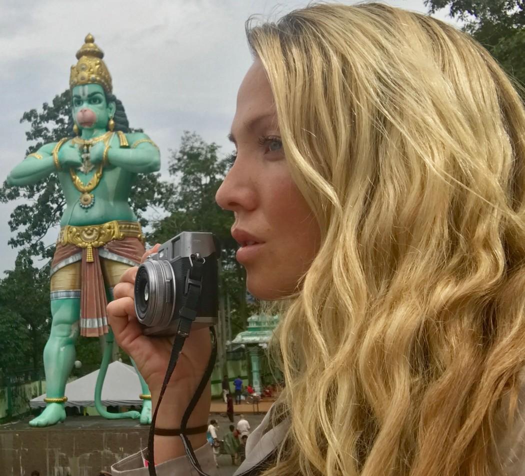 Hunuman Statue Batu Caves Kuala Lumpur
