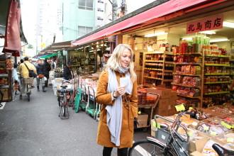 shopping Tokyo Japan