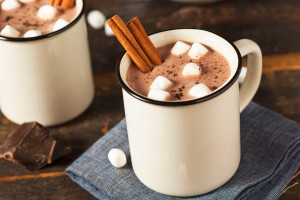 Swiss Hot Chocolate Switzerland