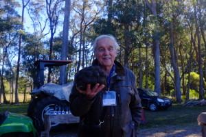 largest truffle Australia
