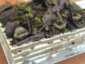 Choya Ume Shu Cake Black Star Pastry